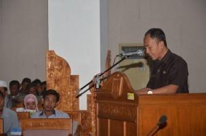 Sambutan Wakil Bupati Fauzan Khalid, S.Ag.M.Si.