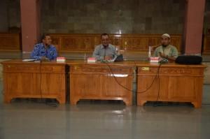 Penyelenggaraan Bimtek Pelayanan Administrasi Terpadu (PATEN) Kecamatan di LOmbok Barat, Selasa (10-11 Novemeber 2015) lalu dihajatkan bagi peningkatan kualitas pelayanan publik di Kecamatan (2)