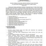 Pengumuman Seleksi Terbuka Pengisian 10 JPT Pratama Lombok Barat Tahun 2017