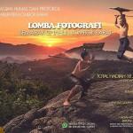 Lomba Fotografi untuk memeriahkan hari jadi Kabupaten Lombok Barat