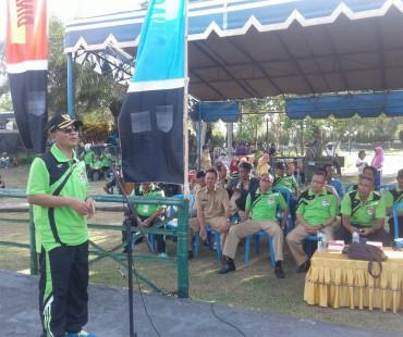 Kejuaraan Volly Ball Bupati Cup Se Pulau Lombok Rangkaian HUT Ke-59 Lobar