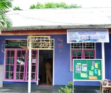 Perpustakaan Badrain Wakili Lobar Lomba Minar Baca Tingkat Provinsi NTB