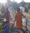 Desa Bagik Polak Siap Ikuti Lomba Kampung Sehat 2020