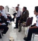 Pendampingan Lomba Kampung Sehat ke Kecamatan oleh Tim dari Pemerintah Kabupaten Lombok Barat